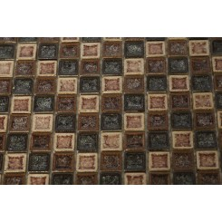 Roman Collection Il Suolo 1x1 Glass Tile