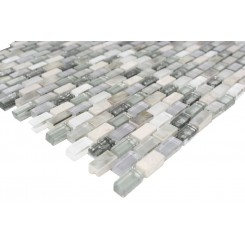 Paragon Moon Jewel Mini Brick Pattern  Tile