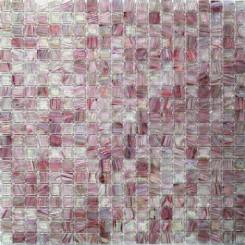 Celeste Orleans Violet Glass Tile