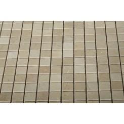 Crema Marfil 3/4x3/4 Marble Mosaic Tiles