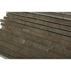Torpedo Lagos Gray Marble Mosaic Tiles