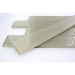 Loft Horizon Macadamia Polished 2x16 Glass Tile