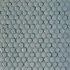 Loft Aspen Aura Penny Round Glass Tiles