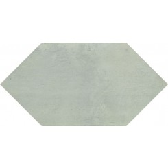 Terrae Losanga Cemento 18X37 Porcelain Tile