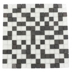 "BREEZE BASALT ICE PATTERN 3/4"" X 3/4"" SQUARES_MAIN"