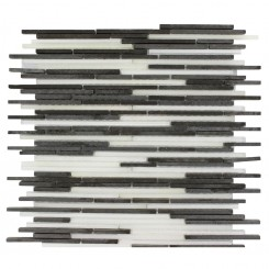 "BREEZE STYLUS BASALT ICE PATTERN 1/8"" X RANDOM GLASS TILES_MAIN"