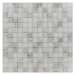 "BREEZE CARRERA ICE PATTERN 3/4"" X 3/4"" SQUARES_MAIN"