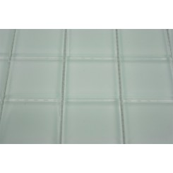 SAMPLE - LOFT SEAFOAM POLISHED 2X2 GLASS TILES 1 PIECE SAMPLE_MAIN