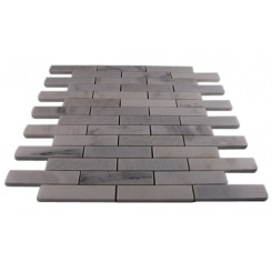 ASIAN STATUARY 3/4 X 4 BIG BRICK PATTERN MARBLE MOSAIC TILES_MAIN