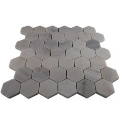 ASIAN STATUARY HEXAGON MARBLE MOSAICS_MAIN