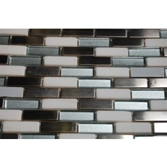 sample-ALLOY POLAR WINDS 1/2X2 BRICK TILES 1/4 SHEET SAMPLE_MAIN