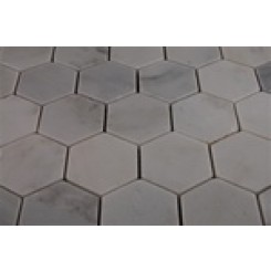 sample-ASIAN STATUARY HEXAGON 1/4 SHEET TILE SAMPLE_1