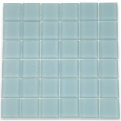Loft Blue Gray Frosted 2x2