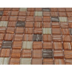 sample-BRIO PLUTO BLEND 1X1 1/4 SHEET GLASS TILES SQUARES SAMPLE_MAIN