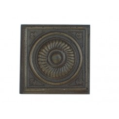 CIRCLE COPPER DECO 2X2  TILE_MAIN