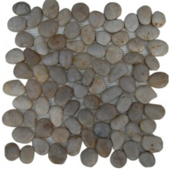 COBBLESTONE BEIGE FLAT FINISH MARBLE MOSAIC TILES_MAIN
