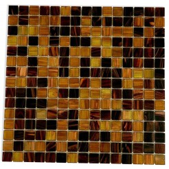 COFFEE BEAN 3/4X3/4 GLASS TILE_MAIN