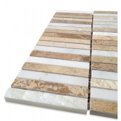 Sample-Esker Navajo Sand Bricks Marble Tile