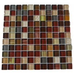 Fireweed Glass Tiles