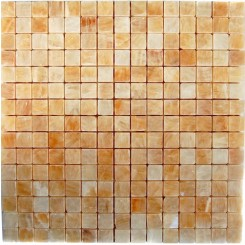 HONEY ONYX 6/8X6/8 MARBLE MOSAICS_MAIN