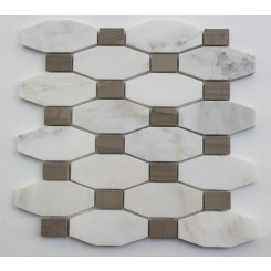 STELLA PATTERN ASIAN STATUARY WITH ATHENS GRAY DOT_2