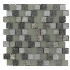Vestige Spring Valley Marble &amp; Glass Tiles