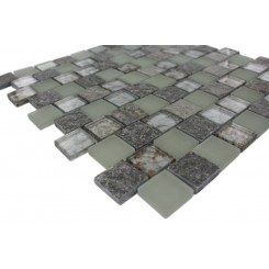 Sample-vestige Spring Valley 1/4 Sheet Tiles Sample
