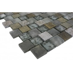 Sample-vestige Storm Clouds 1/4 Sheet Tiles Sample