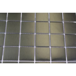 sample-METAL SILVER STAINLESS STEEL  2X2 SQUARE TILES SAMPLE_MAIN