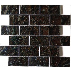 Sparkle Mystere Glass Tile