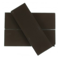 LOFT MAHOGANY FROSTED 4 X 12&quot; GLASS TILES&quot;_MAIN