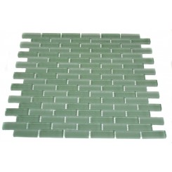 LOFT SPA GREEN 1/2X2 BRICK PATTERN_MAIN
