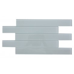 Loft Horizon Sea Foam Green Polished 2x16 Glass Tile