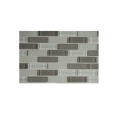 sample-LOFT MANHATTAN BLEND GLASS TILES 1/4 SHEET SAMPLE_MAIN