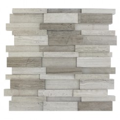 ILLUSION 3D BRICK WOODEN BEIGE PATTERN_MAIN