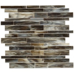 Matchstix Mudslide Glass Tile