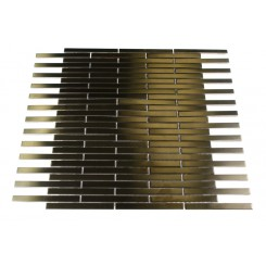 METAL COPPER STAINLESS STEEL 3/8X4 STICK BRICK TILES_MAIN