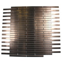 METAL ROSE STAINLESS STEEL 3/8X4 STICK BRICK TILES_MAIN
