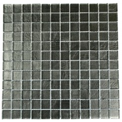 METALLIC ALUMINUM 1X1 GLASS TILES_MAIN