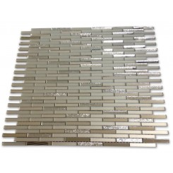 Metallic Styx Twinkle Glass Tile