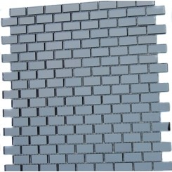 MIRROR GRAY 1/2X1 GLASS TILES_MAIN