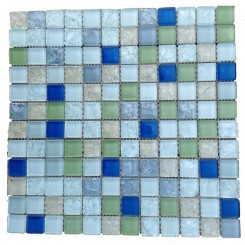 Loft Nautilus Glass Tiles