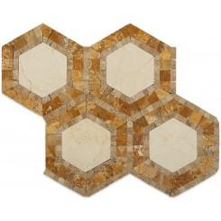 Nova Comet Marble Tiles