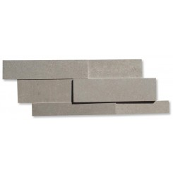 Zenith Lady Gray 3D Honed Marble Tile