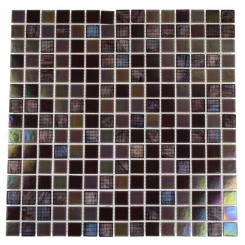 PLUM BRULE 3/4 x 3/4 GLASS TILES_MAIN