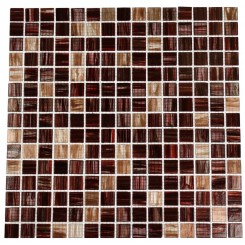 POMEGRANITE BLEND 3/4X3/4 GLASS TILE_MAIN