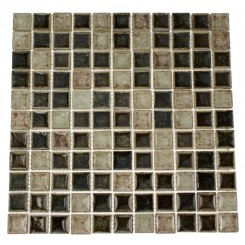 ROMAN COLLECTION IL SUOLO 1X1 GLASS TILE_4
