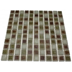 ROMAN COLLECTION QUATTRO PARTE 1X1 GLASS TILE_MAIN