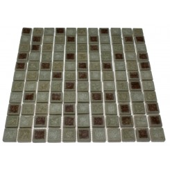 ROMAN COLLECTION ROSSO 1X1 GLASS TILE_MAIN