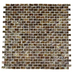 SALT WATER PEARLS MINI BRICK PATTERN  TILE_MAIN